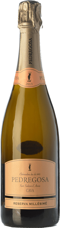 9,95 € | White sparkling Pedregosa Millésime Reserva D.O. Cava Catalonia Spain Pinot Black, Chardonnay Bottle 75 cl