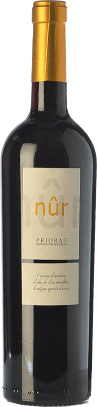 16,95 € Free Shipping | Red wine Pedregosa Nur Reserva D.O.Ca. Priorat Catalonia Spain Carignan Bottle 75 cl