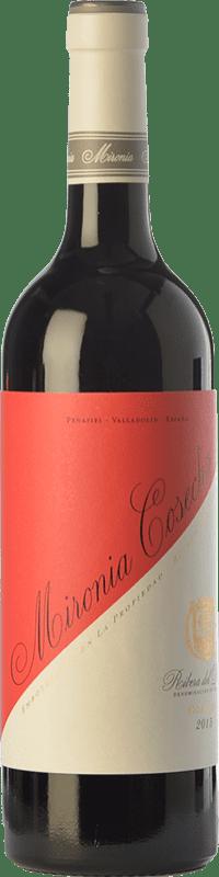 7,95 € Envío gratis | Vino tinto Peñafiel Mironia Cosecha Joven D.O. Ribera del Duero Castilla y León España Tempranillo Botella 75 cl