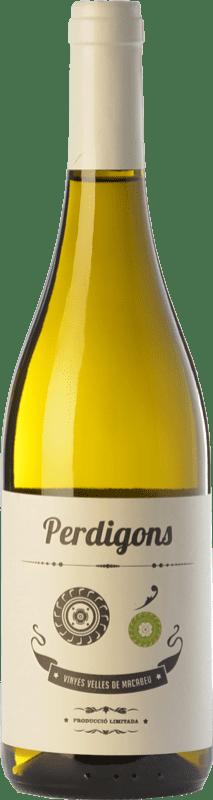 7,95 € | White wine Perdigons Blanc D.O. Terra Alta Catalonia Spain Viognier, Macabeo Bottle 75 cl