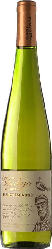6,95 € | White wine Perelada Blanc Pescador D.O. Empordà Catalonia Spain Verdejo Bottle 75 cl