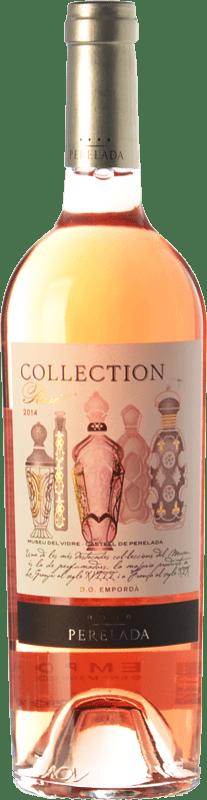 9,95 € | Rosé wine Perelada Collection Rosé D.O. Empordà Catalonia Spain Grenache, Cabernet Sauvignon Bottle 75 cl