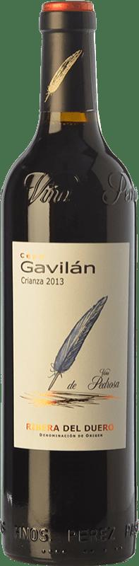 11,95 € Envío gratis | Vino tinto Pérez Pascuas Cepa Gavilán Crianza D.O. Ribera del Duero Castilla y León España Tempranillo Botella 75 cl