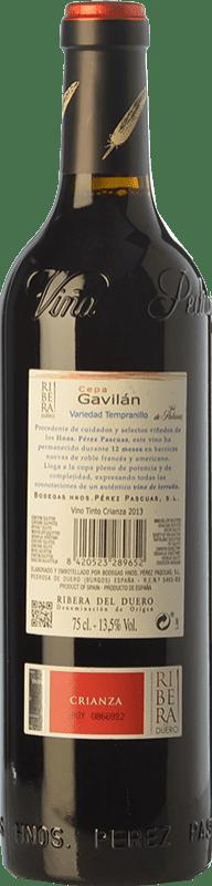 10,95 € Free Shipping   Red wine Pérez Pascuas Cepa Gavilán Crianza D.O. Ribera del Duero Castilla y León Spain Tempranillo Bottle 75 cl