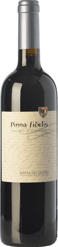 31,95 € Envoi gratuit | Vin rouge Pinna Fidelis Vendimia Seleccionada Crianza D.O. Ribera del Duero Castille et Leon Espagne Tempranillo Bouteille 75 cl