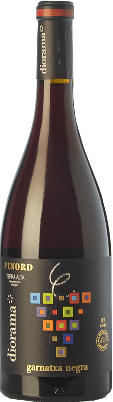8,95 € | Red wine Pinord Diorama Joven D.O. Terra Alta Catalonia Spain Grenache Bottle 75 cl