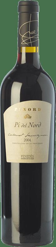26,95 € Free Shipping | Red wine Pinord Pi del Nord Gran Reserva D.O. Penedès Catalonia Spain Cabernet Sauvignon Bottle 75 cl