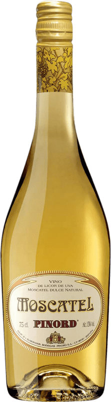 6,95 € | Sweet wine Pinord Spain Muscatel Bottle 75 cl