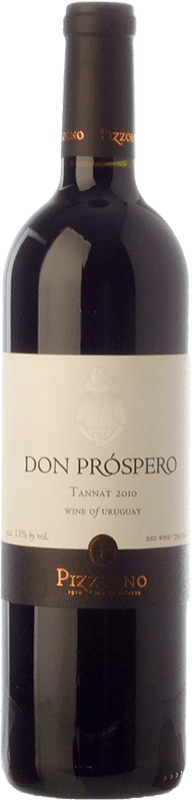 14,95 € | Red wine Pizzorno Don Próspero Joven Uruguay Tannat Bottle 75 cl