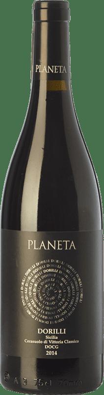 21,95 €   Red wine Planeta Dorilli D.O.C.G. Cerasuolo di Vittoria Sicily Italy Nero d'Avola, Frappato Bottle 75 cl