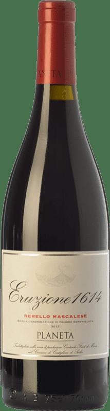 28,95 €   Red wine Planeta Eruzione 1614 I.G.T. Terre Siciliane Sicily Italy Nerello Mascalese Bottle 75 cl