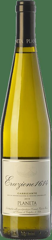 21,95 €   White wine Planeta Eruzione 1614 I.G.T. Terre Siciliane Sicily Italy Carricante Bottle 75 cl