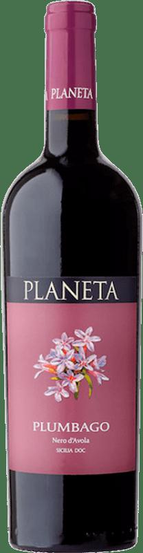 13,95 €   Red wine Planeta Plumbago I.G.T. Terre Siciliane Sicily Italy Nero d'Avola Bottle 75 cl