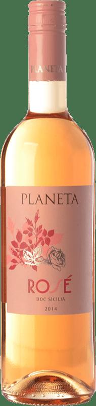 11,95 €   Rosé wine Planeta Rosé I.G.T. Terre Siciliane Sicily Italy Syrah Bottle 75 cl