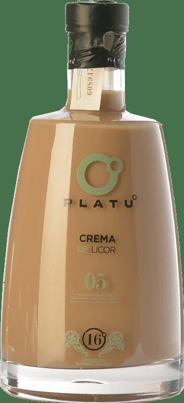 15,95 €   Liqueur Cream Platu Galicia Spain Bottle 70 cl