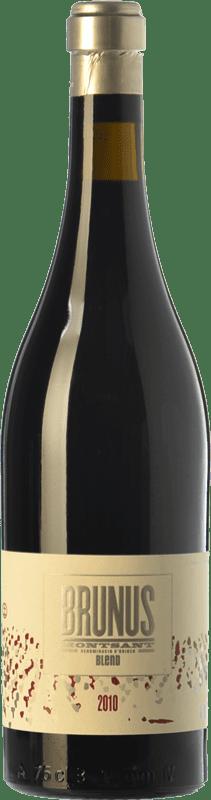 12,95 € 免费送货 | 红酒 Portal del Montsant Brunus Joven D.O. Montsant 加泰罗尼亚 西班牙 Syrah, Grenache, Carignan 瓶子 75 cl
