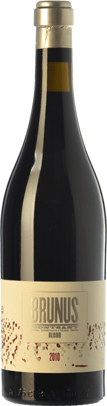 12,95 € Envío gratis | Vino tinto Portal del Montsant Brunus Joven D.O. Montsant Cataluña España Syrah, Garnacha, Cariñena Botella 75 cl