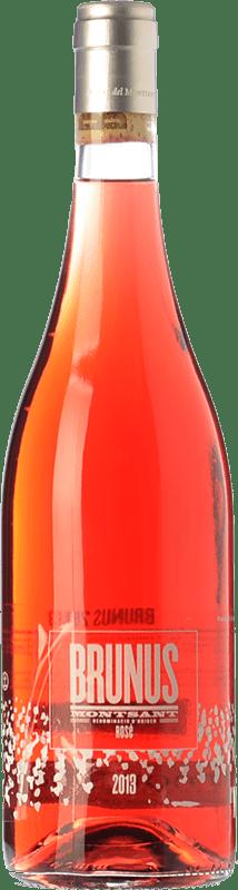 9,95 € Envío gratis | Vino rosado Portal del Montsant Brunus Rosé D.O. Montsant Cataluña España Garnacha Botella 75 cl