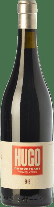39,95 € Envío gratis | Vino tinto Portal del Montsant Hugo Crianza D.O. Montsant Cataluña España Garnacha, Cariñena Botella 75 cl