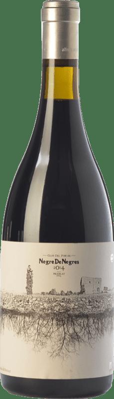 22,95 € Envoi gratuit | Vin rouge Portal del Priorat Negre de Negres Crianza D.O.Ca. Priorat Catalogne Espagne Syrah, Grenache, Carignan, Cabernet Franc Bouteille 75 cl