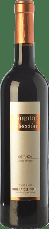 13,95 € Free Shipping   Red wine Prado de Olmedo Amantor Colección Crianza D.O. Ribera del Duero Castilla y León Spain Tempranillo Bottle 75 cl