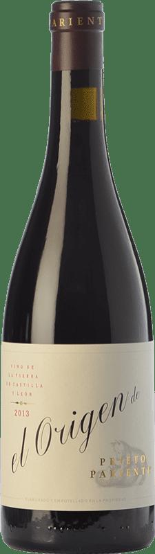 29,95 € Free Shipping   Red wine Prieto Pariente Origen Crianza I.G.P. Vino de la Tierra de Castilla y León Castilla y León Spain Tempranillo, Grenache, Cabernet Sauvignon Bottle 75 cl