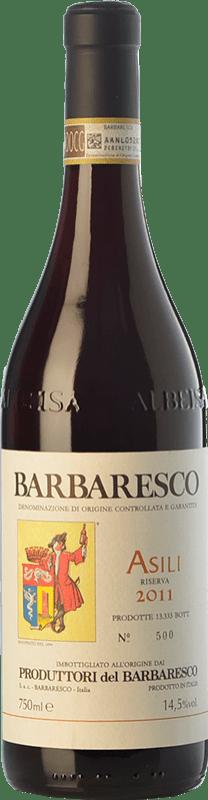 47,95 € Envoi gratuit | Vin rouge Produttori del Barbaresco Asili D.O.C.G. Barbaresco Piémont Italie Nebbiolo Bouteille 75 cl