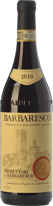 39,95 € Envío gratis | Vino tinto Produttori del Barbaresco D.O.C.G. Barbaresco Piemonte Italia Nebbiolo Botella 75 cl
