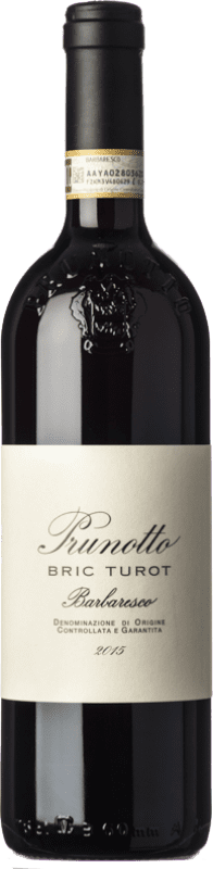 39,95 € | Red wine Prunotto Bric Turot D.O.C.G. Barbaresco Piemonte Italy Nebbiolo Bottle 75 cl