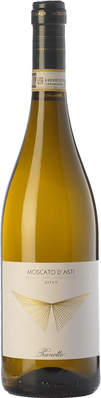 9,95 € | Sweet wine Prunotto D.O.C.G. Moscato d'Asti Piemonte Italy Muscatel White Bottle 75 cl