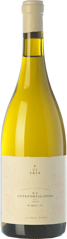 59,95 € Envoi gratuit | Vin blanc Pujanza Anteportalatina Crianza D.O.Ca. Rioja La Rioja Espagne Viura Bouteille 75 cl