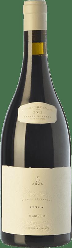 173,95 € Envío gratis | Vino tinto Pujanza Cisma Crianza D.O.Ca. Rioja La Rioja España Tempranillo Botella 75 cl