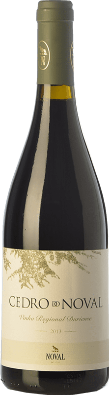 22,95 € Free Shipping | Red wine Quinta do Noval Cedro Crianza I.G. Douro Douro Portugal Syrah, Touriga Franca, Touriga Nacional, Tinta Cão Bottle 75 cl