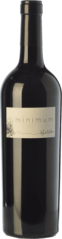 31,95 € | Red wine Rafael Cambra Minimun Crianza D.O. Valencia Valencian Community Spain Monastrell, Cabernet Franc Bottle 75 cl