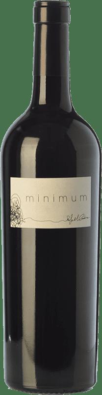 31,95 € Envío gratis | Vino tinto Rafael Cambra Minimun Crianza D.O. Valencia Comunidad Valenciana España Monastrell, Cabernet Franc Botella 75 cl