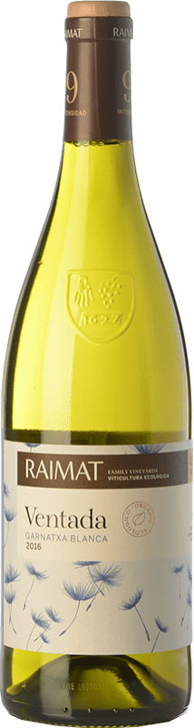 8,95 € | White wine Raimat Ventada D.O. Costers del Segre Catalonia Spain Grenache White Bottle 75 cl