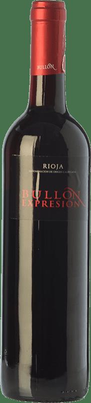 8,95 € | Red wine Ramírez de Inoriza Bullón Crianza D.O.Ca. Rioja The Rioja Spain Tempranillo, Viura Bottle 75 cl