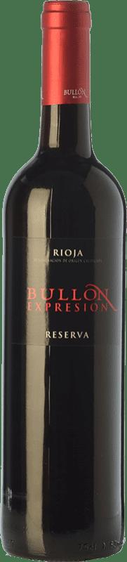 14,95 € | Red wine Ramírez de Inoriza Bullón Reserva D.O.Ca. Rioja The Rioja Spain Tempranillo, Viura Bottle 75 cl