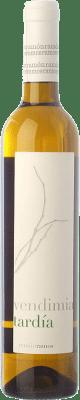 7,95 € Envío gratis | Vino dulce Ramón Ramos Moscatel Vendimia Tardía D.O. Toro Castilla y León España Moscatel Grano Menudo Media Botella 50 cl