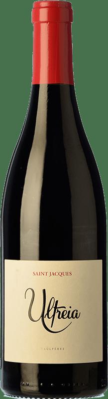 12,95 € Envío gratis | Vino tinto Raúl Pérez Ultreia Saint Jacques Joven D.O. Bierzo Castilla y León España Mencía Botella 75 cl
