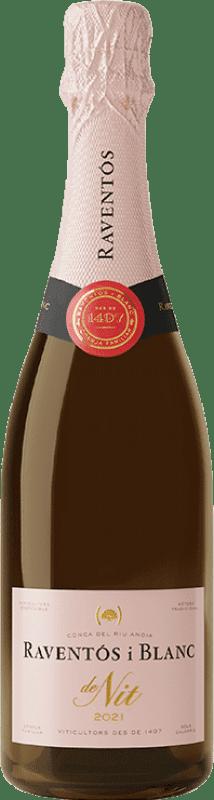 16,95 € Free Shipping   White sparkling Raventós i Blanc Nit Reserva Spain Monastrell, Macabeo, Xarel·lo, Parellada Bottle 75 cl