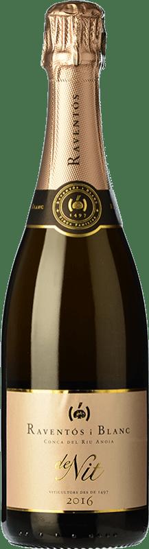 42,95 € Free Shipping   White sparkling Raventós i Blanc Nit Reserva Spain Monastrell, Macabeo, Xarel·lo, Parellada Magnum Bottle 1,5 L