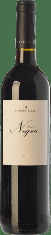 16,95 € Free Shipping   Red wine Raventós i Blanc Isabel Negra Crianza D.O. Penedès Catalonia Spain Merlot, Cabernet Sauvignon Bottle 75 cl