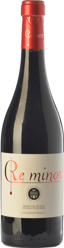 11,95 € | Red wine Réquiem Re Minor Crianza D.O. Ribera del Duero Castilla y León Spain Tempranillo Bottle 75 cl