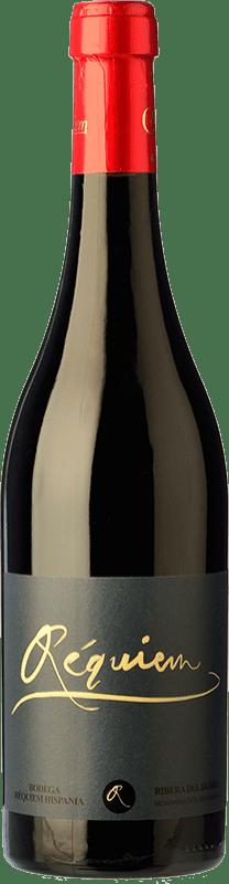 19,95 € Free Shipping | Red wine Réquiem Crianza D.O. Ribera del Duero Castilla y León Spain Tempranillo Bottle 75 cl