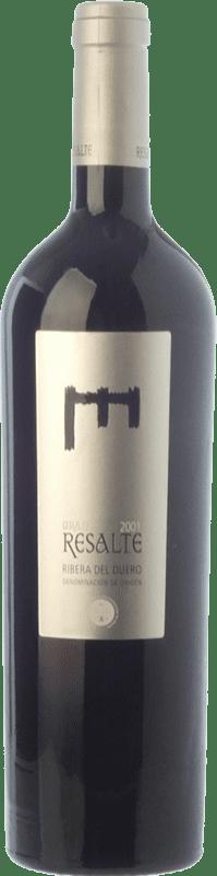 59,95 € Free Shipping | Red wine Resalte Gran Resalte Gran Reserva D.O. Ribera del Duero Castilla y León Spain Tempranillo Bottle 75 cl