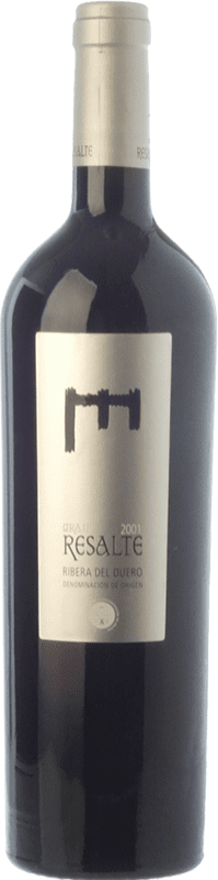 59,95 € Envoi gratuit | Vin rouge Resalte Gran Resalte Gran Reserva D.O. Ribera del Duero Castille et Leon Espagne Tempranillo Bouteille 75 cl