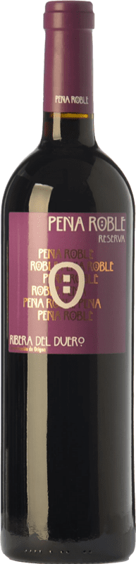 19,95 € Free Shipping | Red wine Resalte Peña Reserva D.O. Ribera del Duero Castilla y León Spain Tempranillo Bottle 75 cl