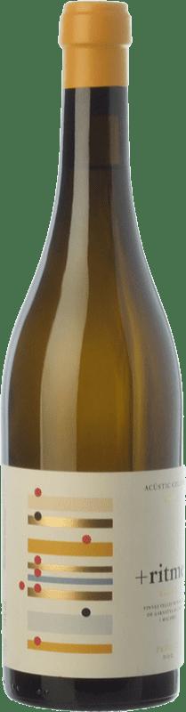 19,95 € Free Shipping | White wine Ritme Més Blanc Crianza D.O.Ca. Priorat Catalonia Spain Grenache White, Macabeo Bottle 75 cl