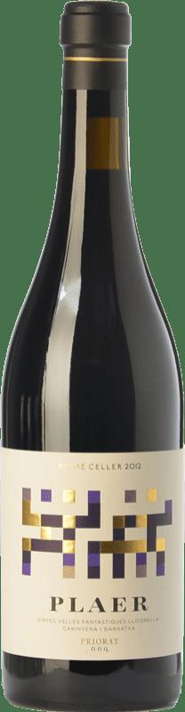 29,95 € Free Shipping | Red wine Ritme Plaer Crianza D.O.Ca. Priorat Catalonia Spain Grenache, Carignan Bottle 75 cl
